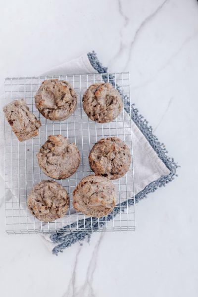 Muffins Bajo Costo